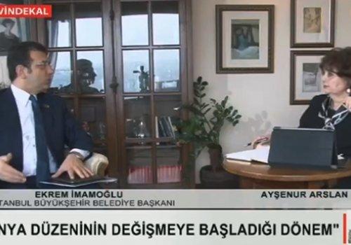 """İMAMOĞLU TEKRAR UYARDI: """"İSTANBUL'DA SOKAĞA ÇIKMA YASAĞI İLAN EDİLMELİ""""..."""