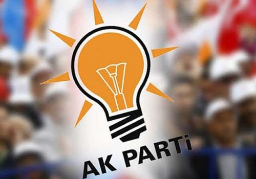 AK PARTİ DE FLAŞ İSTİFA...