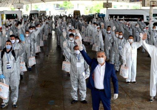 Muratpaşa Belediyesi, 3 günde 80 bin kişiye ulaştı, Türkiye'ye örnek oldu...