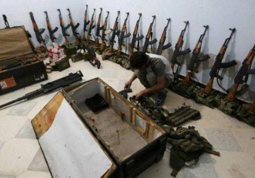 Flaş iddia: ABD, Suriye'de petrol karşılığı Kürt ve Araplara silah veriyor...