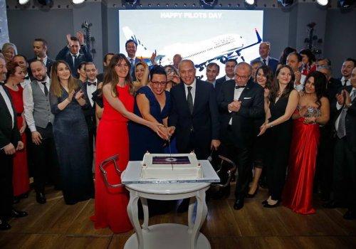 SunExpress, Dünya Pilotlar Günü'nü İstanbul'da Kutladı...