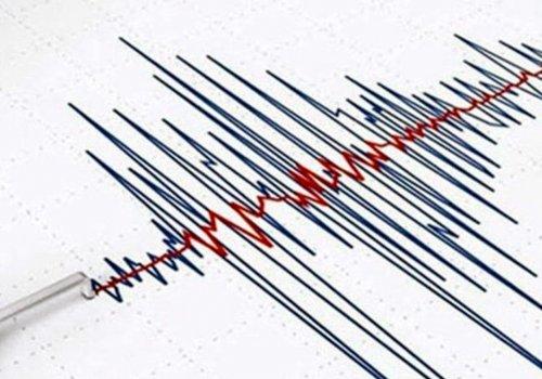 Datça açıklarında 4,2 büyüklüğünde deprem...