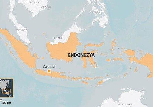 Endonezya'da 7.1 büyüklüğünde deprem...