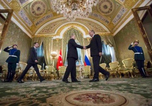Putin ile görüşen Erdoğan'dan S-400 konusunda net mesaj: Geri adım atmamız mümkün değil...
