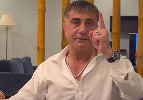 Sedat Peker doğrudan AKP iktidarını hedef aldı...