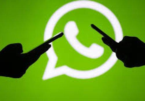 WhatsApp'tan geri adım...