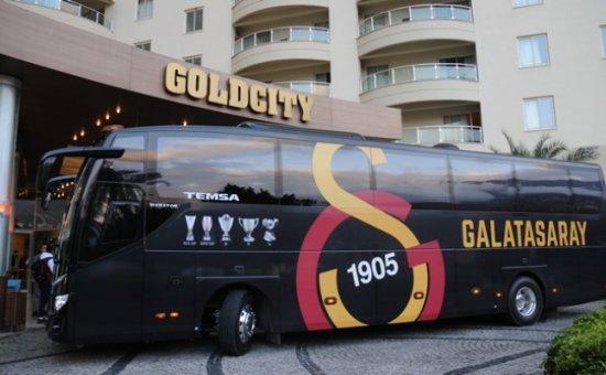 GALATASARAY GOLD CITY OTELDE...