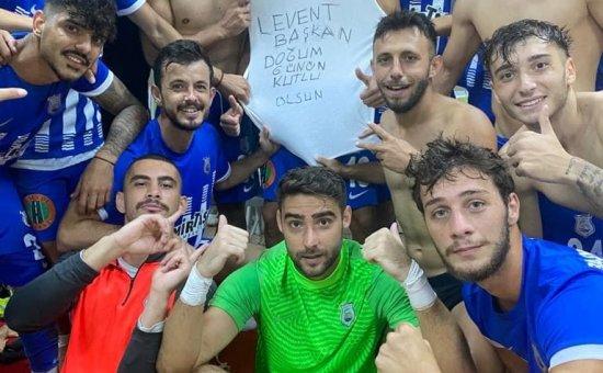 BÜ Alanya Kestelspor galibiyetle döndü...