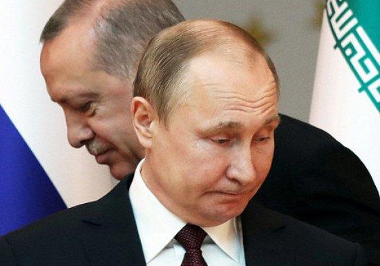 Газовый спор: Путин иЭрдоган обсудили цены наэнергоносители...