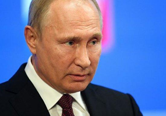 Путин: Акции протеста вМоскве связаны сэлекторальным циклом...