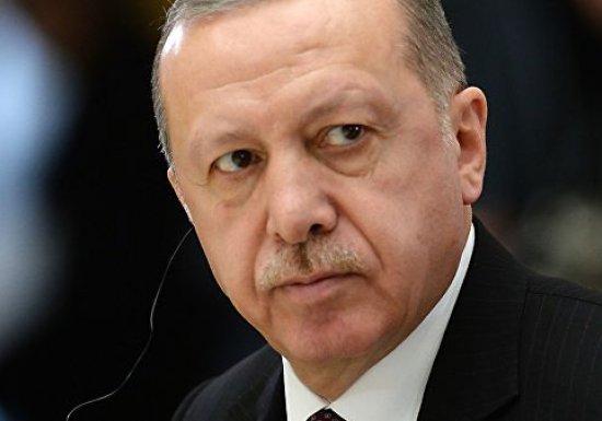Турция отказалась признавать воссоединение Крыма с Россией...