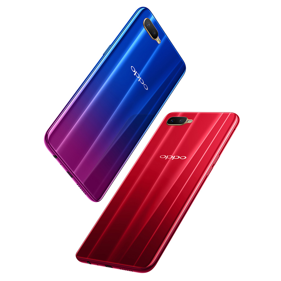 Basın Bülteni - Türkiye, OPPO'nun renkli telefonlarını sevdi...